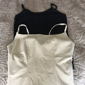 2 Different cami tops Size M & S Used EXC